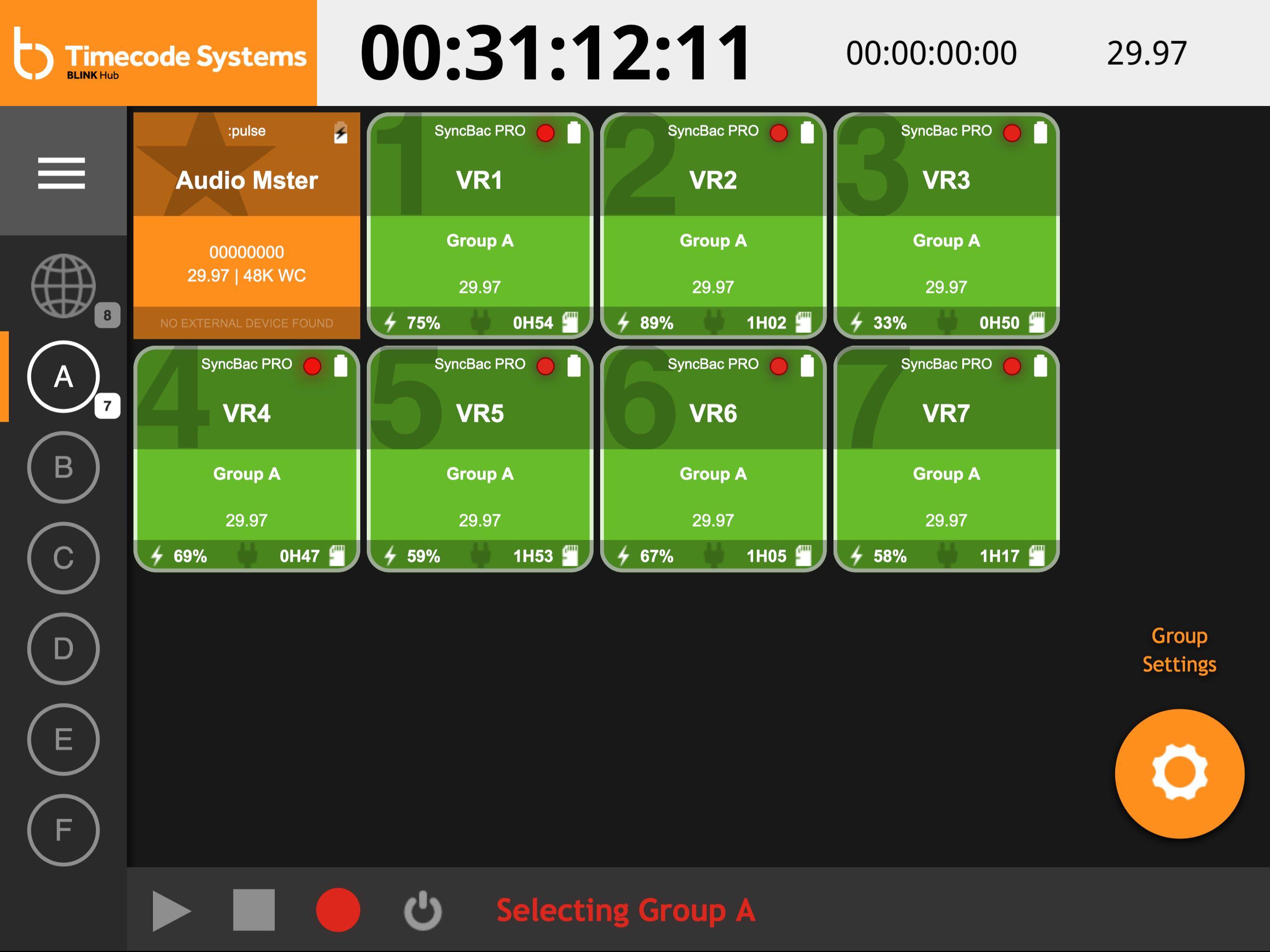 vr-blink-hub-screen