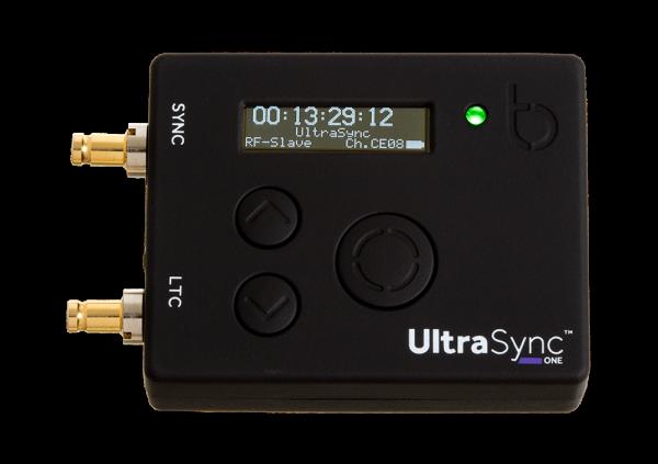 UltraSync ONE - timecode generators and portable sync box